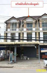ตึกแถวหลุดจำนอง ธ.ธนาคารกรุงไทย ท่าราบ เมืองเพชรบุรี เพชรบุรี