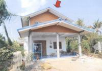 บ้านเดี่ยวหลุดจำนอง ธ.ธนาคารอาคารสงเคราะห์ ทับคาง เขาย้อย เพชรบุรี