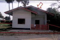 บ้านเดี่ยวหลุดจำนอง ธ.ธนาคารอาคารสงเคราะห์ หนองปรง เขาย้อย เพชรบุรี