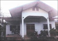 บ้านเดี่ยวหลุดจำนอง ธ.ธนาคารอาคารสงเคราะห์ หนองปลาไหล เขาย้อย เพชรบุรี
