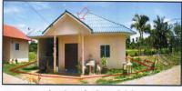 บ้านเดี่ยวหลุดจำนอง ธ.ธนาคารอาคารสงเคราะห์ ท่าแร้ง บ้านแหลม เพชรบุรี