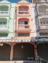 อาคารพาณิชย์หลุดจำนอง ธ.ธนาคารอาคารสงเคราะห์ คลองกระแชง เมืองเพชรบุรี เพชรบุรี