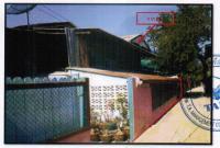 บ้านเดี่ยวหลุดจำนอง ธ.ธนาคารอาคารสงเคราะห์ บางขุนไทร บ้านแหลม เพชรบุรี