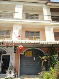 ตึกแถวหลุดจำนอง ธ.ธนาคารกรุงศรีอยุธยา คลองกระแซง เมืองเพชรบุรี จังหวัดเพชรบุรี