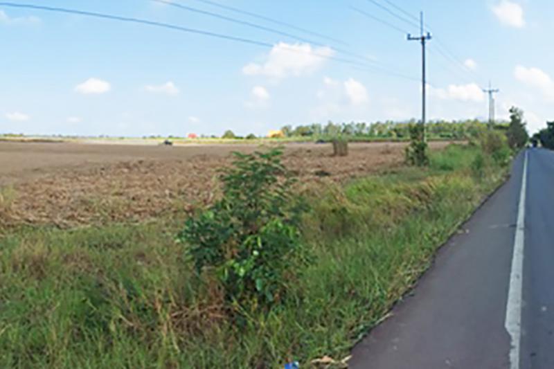 ถนนสายบ้านหนองคล้า-บ้านหนองตะเภา (ปข.4010) ไร่ใหม่พัฒนา ชะอำ เพชรบุรี